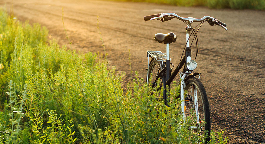 Säker cykelrea
